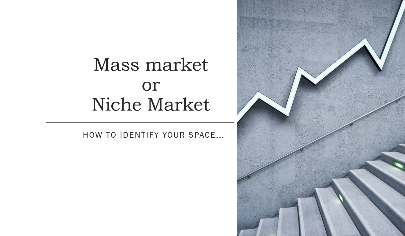 Read more about the article Mass market or Niche market?