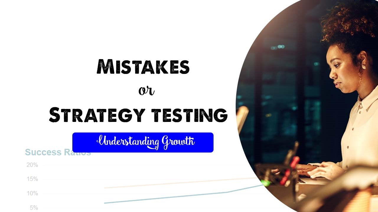 Mistakes or Strategy Testing?