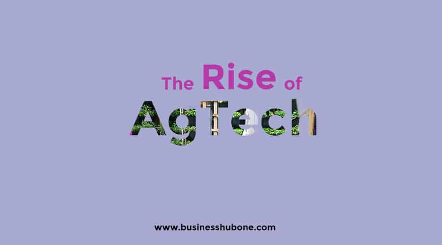 The Rise of Agtech Startups
