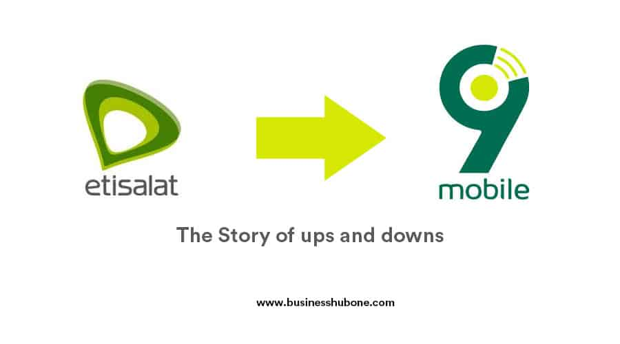 Etisalat to 9mobile: The Story of ups and downs