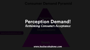 Perception demand: Rethinking Consumer Acceptance