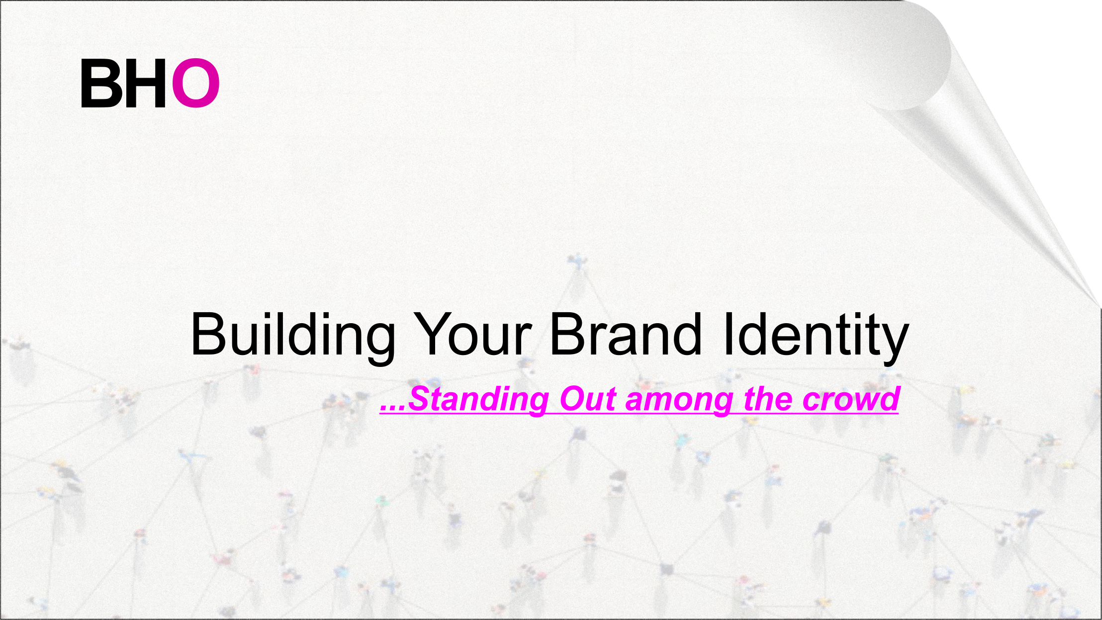 Read more about the article Building your Brand Identity