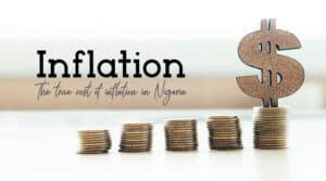 true cost of inflation in Nigeria