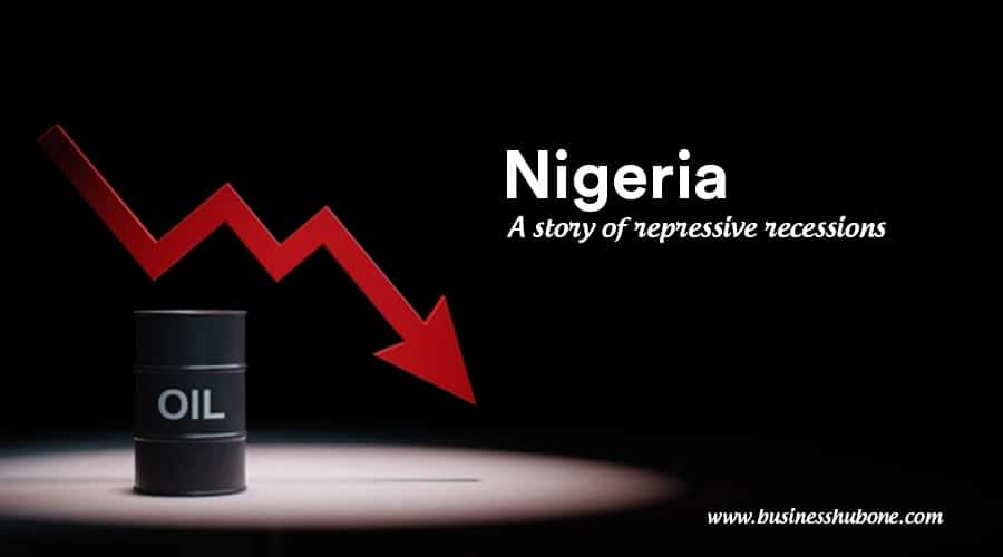 Read more about the article Nigeria: The story of repressive recessions