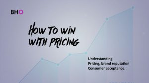 Read more about the article How to win with Pricing: Understanding Pricing, brand reputation and consumer acceptance.