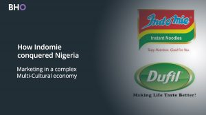 Read more about the article How Indomie conquered Nigeria: Brand Building in a complex Multi-Cultural economy.